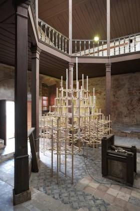 Sebil, antalya mimarlık bienali