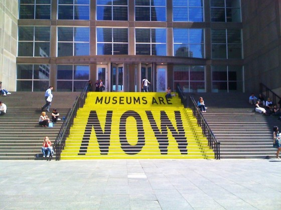 museums are now, scott reinhard