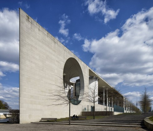 Federal Başbakanlık Binası, berlin, cemal emden