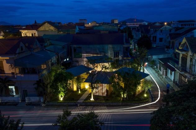 sürdürülebilirlik,tran tuan trung,tran ngoc phuong,kamusal alan,yeşil alan,ha tinh,katılımcı mimarlık,bes pavyonu, h&p architects,