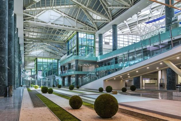 hazan mimarlık, adnan menderes havalimanı, çuhadaroğlu alüminyum profil, zerrin yasa, zm yasa fotoğraf