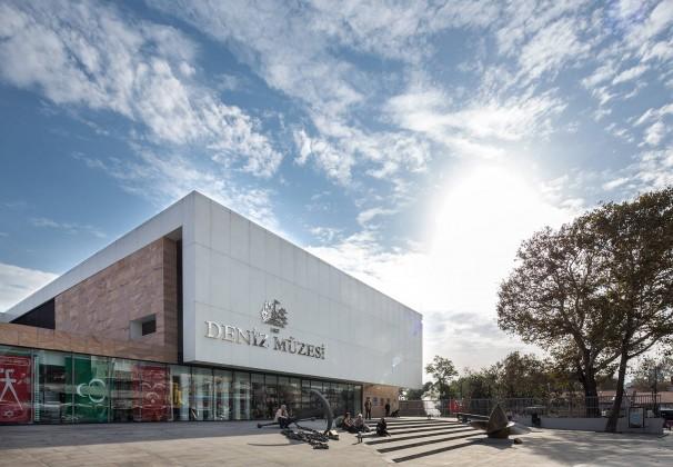 Hülya Ertaş,istanbul,alican aktürk,müze,teğet mimarlık,deniz müzesi
