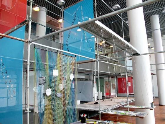 Antalya Mimarlık Bienali, sergi mekanı