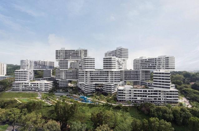 kentsel tasarım,kamusal mekan,iwan baan,toplu konut,singapur,oma,toplu konut peyzajı,Arzu Türk,