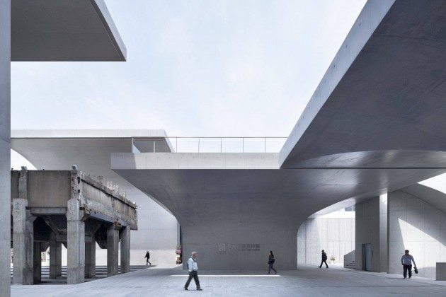 şanghay,müze,Atelier Deshaus,su shengliang, xia zhi
