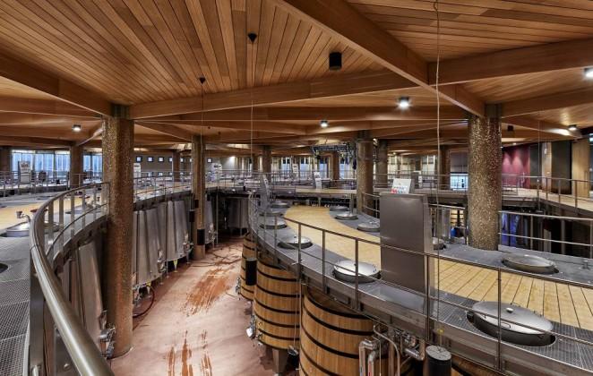 Vinero Şarap Fabrikası ve Konukevi, CM Mimarlık