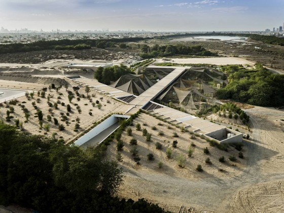 Wasit Tabiat Koruma Alanı Ziyaretçi Merkezi, X Architects