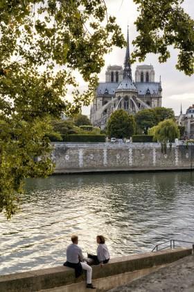 Notre-Dame, cemal emden,Sen Nehri