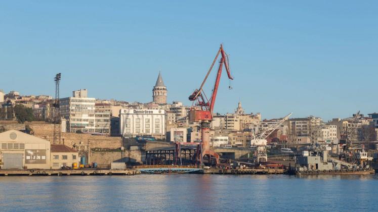 arild vagen, istanbul