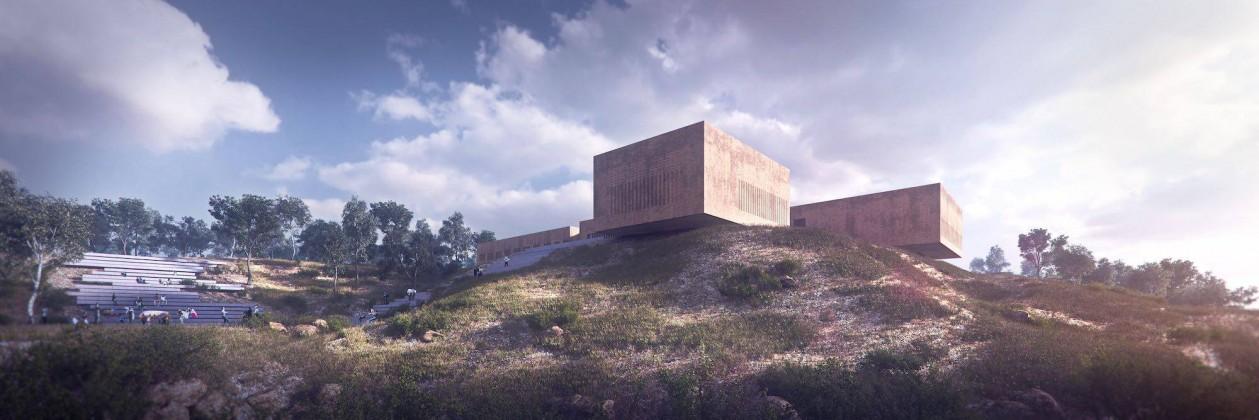 yarışma,bamiyan kültür merkezi,ahmet balkan architects,Ahmet Balkan,UNESCO