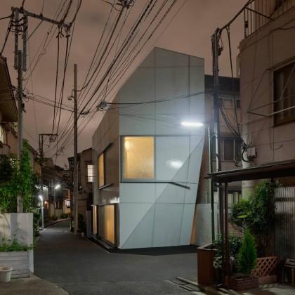 konut,wiel arets architects,japonya,jan bitter