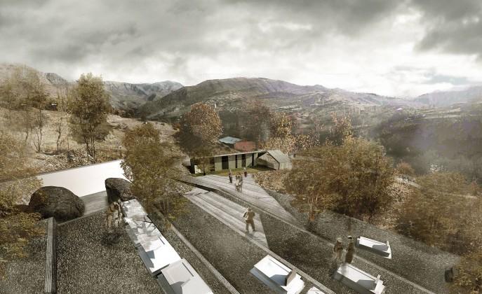 roboski müzesi,şırnak,mimari tasarım fikirleri,Mimari Tasarım Fikirleri
