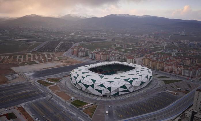 ket kolektif, spor yapıları, konya, konya stadyumu, bka architects