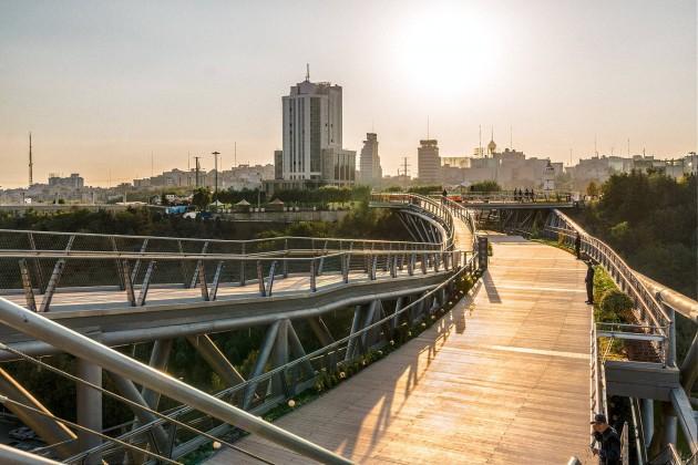tabiat köprüsü, mohammad hassan ettefagh