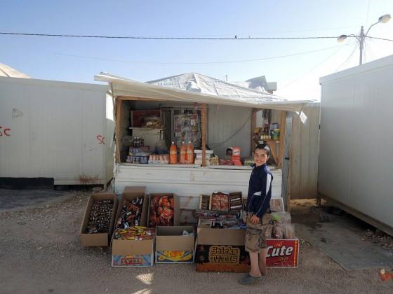zaatari kampı,ayham dalal