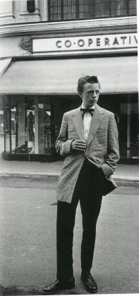 1950'ler ingiltere, Teddy Boy