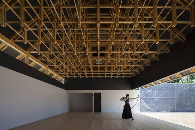 Kogakuin Üniversitesi Boks ve Okçuluk Salonları, FT Architects