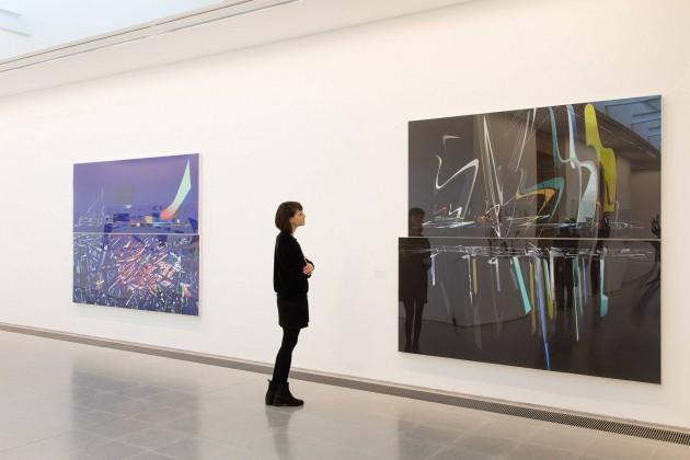 Zaha Hadid,Early drawings and paintings