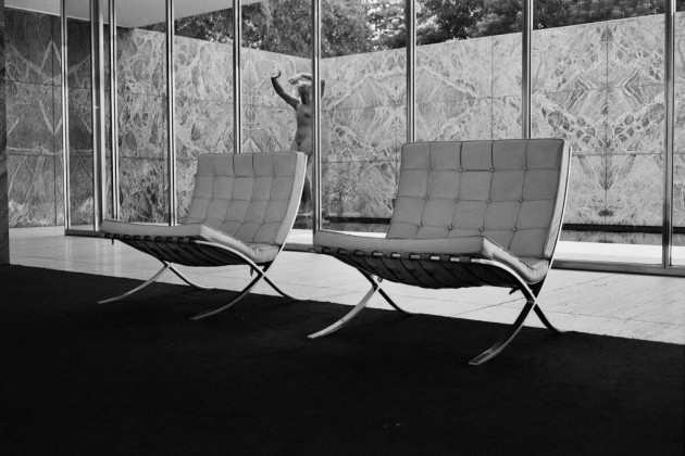 lilly reich, mies van der rohe,barcelona chair