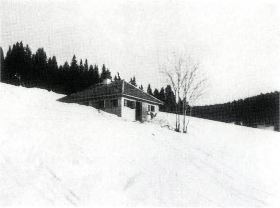 Kulübe, Todtnauberg