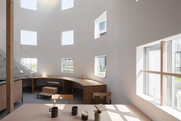 hikono evi,Tato Architects