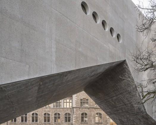 Christ & Gantenbein, isviçre ulusal müzesi