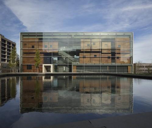 steven holl architects, lewis sanat kompleksi, princeton üniversitesi