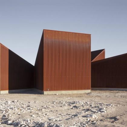 atacama çölü merkezi, Emilio Marín, Juan Carlos López, şili, çöl peyzajı, xxi mimarlık tasarım ve mekan dergisi