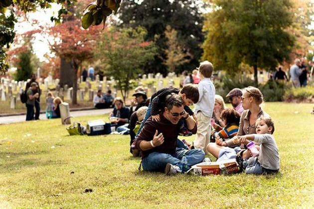 Oakland Mezarlığı, Atlanta, ABD
