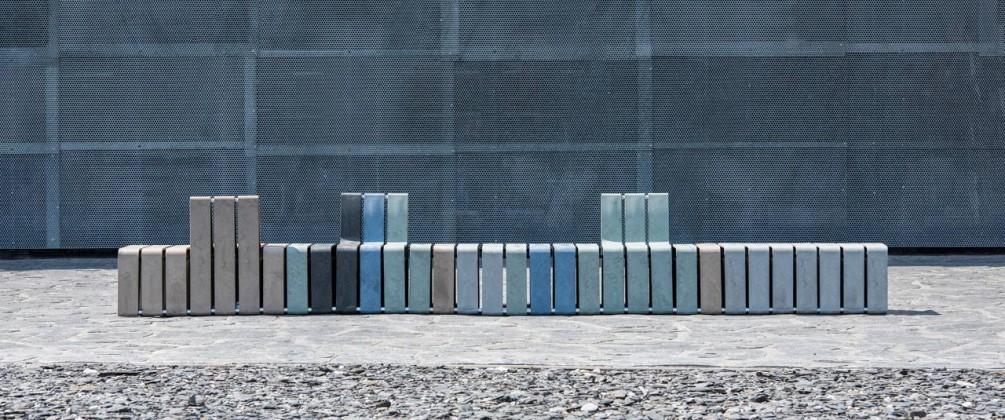 h-bench, Sudio Segers, xxi mimarlık tasarım ve mekan dergisi