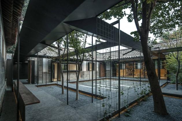 Suochengli Mahalle Kütüphanesi, Vector Architects, XXI Mimarlık Dergisi