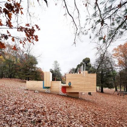 Matter Design, FR|SCH Projects, Five Fields Oyun Yapısı, XXI Mimarlık Dergisi