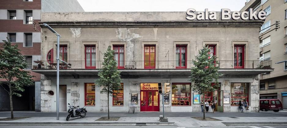 Sala Beckett, Flores & Prats Architects, XXİ Mimarlık Dergisi