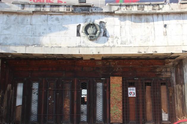 Eski devlet binası, Belgrad, Eren Can Altay, XXI Mimarlık Dergisi
