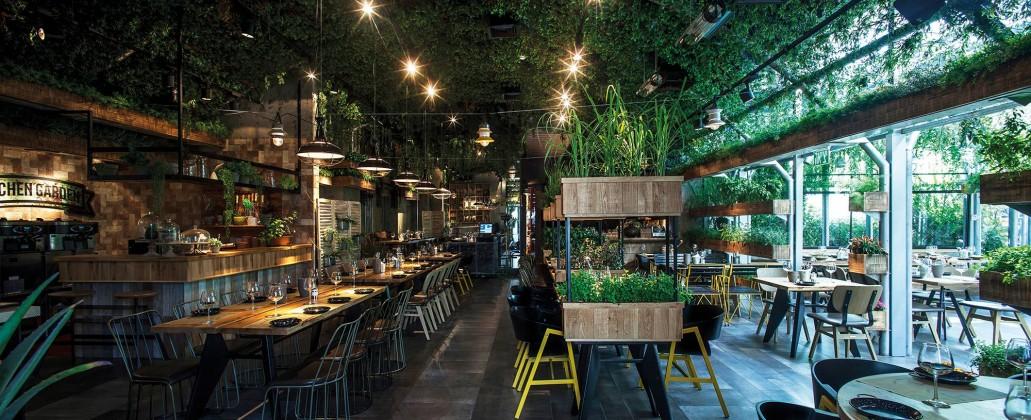 Segev Kitchen Garden, Studio Yaron Tal, XXI Mimarlık Dergisi
