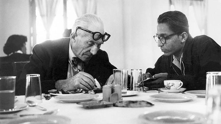 Le Corbusier ve Balkrishna Doshi, XXI Mimarlık Dergisi