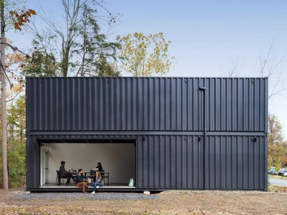 bard media lab, mb architecture, xxi magazine