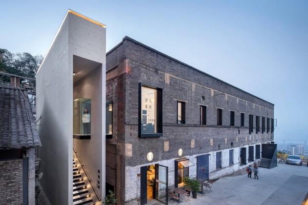 hundun üniversitesi eğitim merkezi, vary design, XXI mimarlık dergisi
