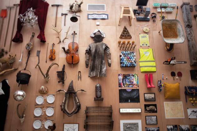 Infinite Places, Fransa, Venedik Mimarlık Bienali