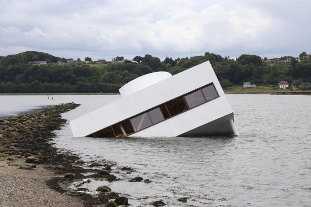 Flooded Modernity, Asmun Havsteen-Mikkelsen