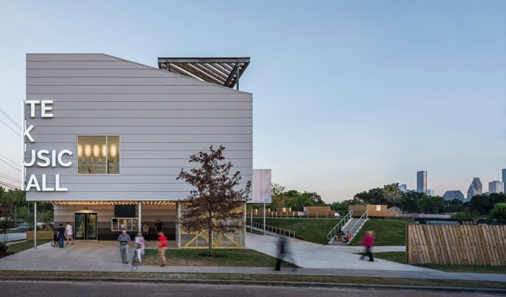 White Oak Konser Salonu, Schaum/Shieh