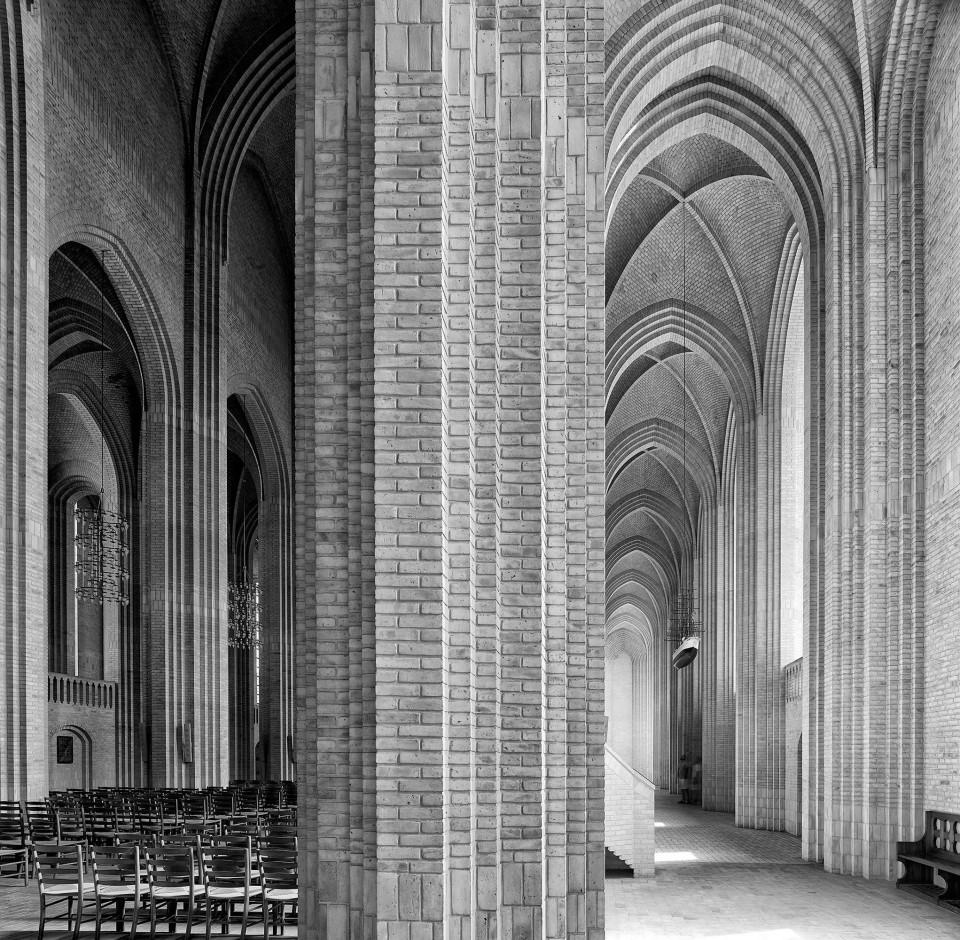 Kopenhag,Grundtvig's Kilisesi
