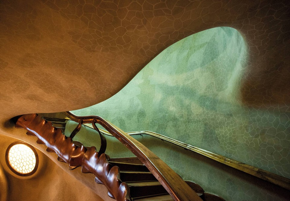 Casa Batlló, Antoni Gaudi, Cemal Emden, Hülya Ertaş, XXI mimarlık dergisi
