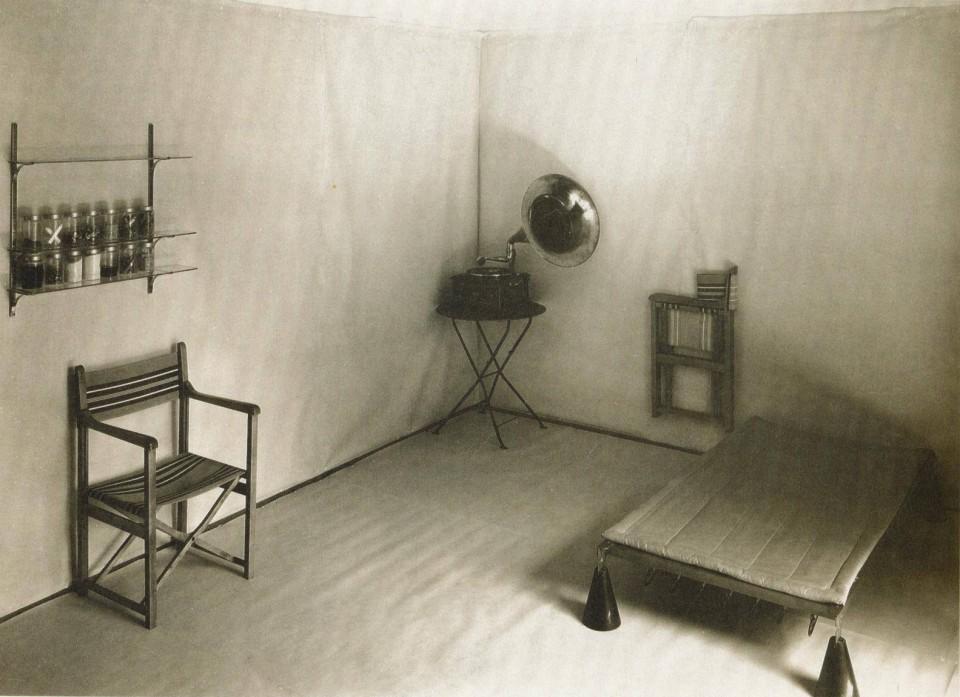 Co-op Zimmer Project, Hannes Meyer, 1924