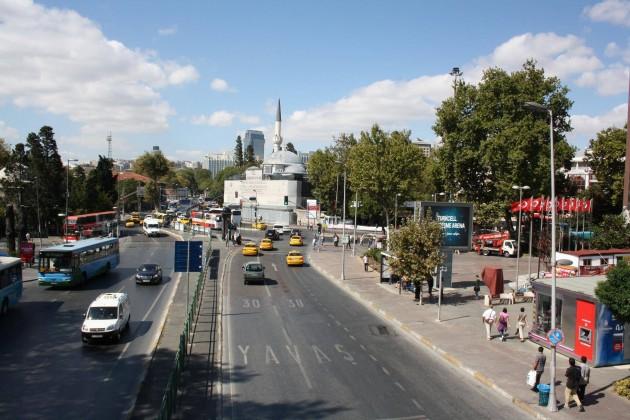 beşiktaş meydanı, beşiktaş, istanbul