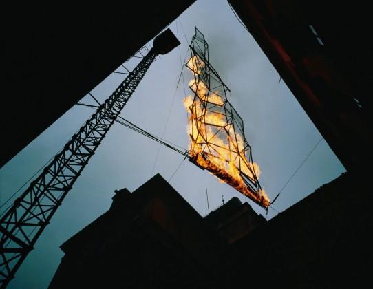The Blazing Wing, 1980